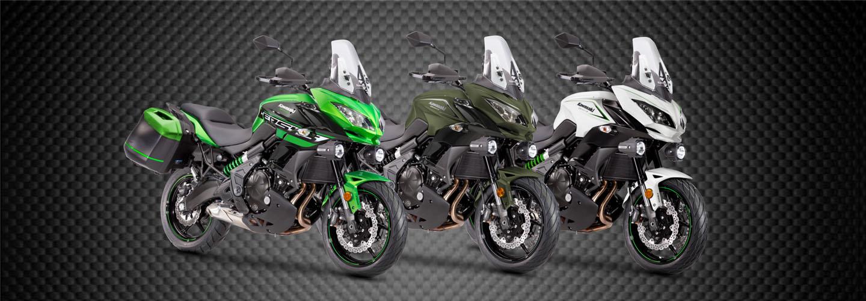 Fani Motors Promozione Kawasaki Versys 650 Concessionario